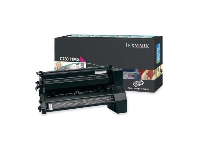 Lexmark Extra High Yield Magenta Toner Cartridge for C782n, C782dn, C782dtn and X782e Printers (C782X2MG)