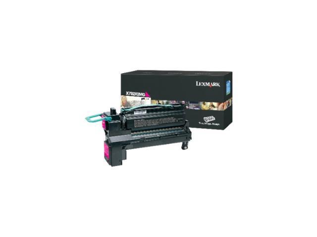 Lexmark X792X2MG Toner Cartridge - Magenta