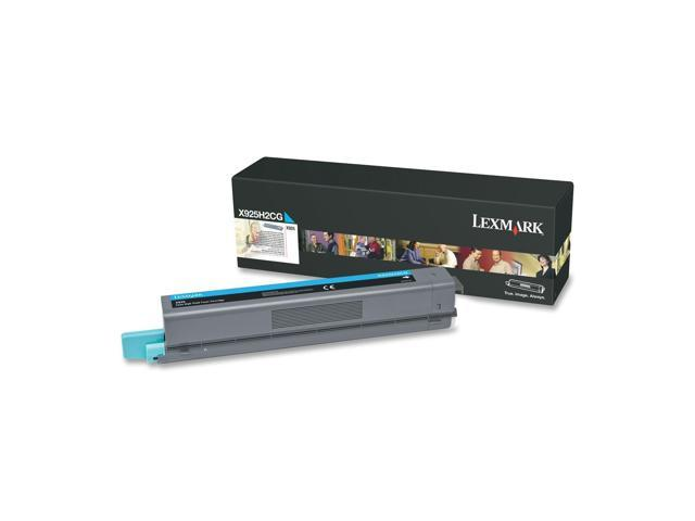 Lexmark X925H2CG High Yield Toner Cartridge
