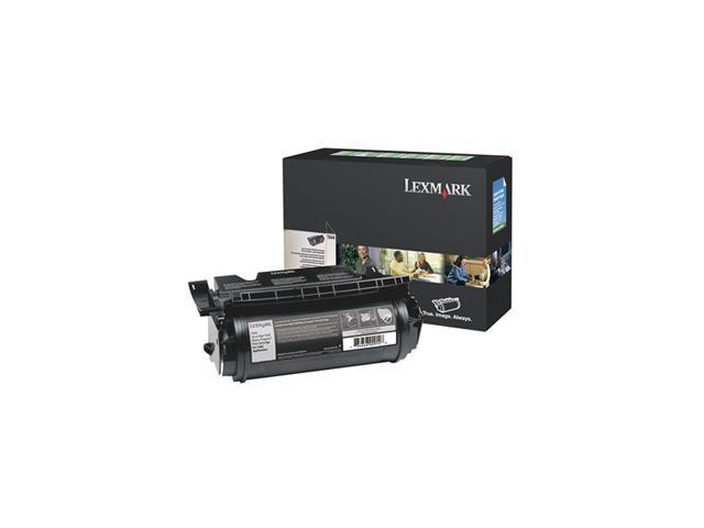 Lexmark 64404XA T644 Extra High Yield  Print Cartridge for Label Applications, 32,000 page yields  (Return Program)