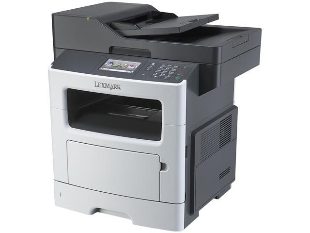 Lexmark MX517de (35SC703) Duplex Up to 1200 x 1200 DPI USB Monochrome Laser Multifunction Printer