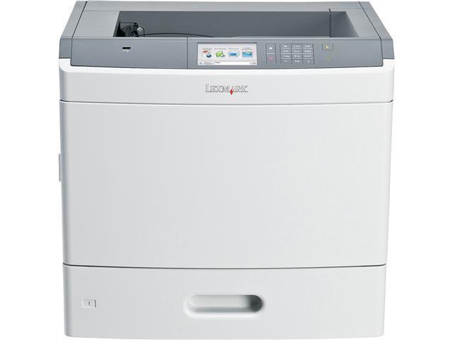 Lexmark C792 C792DE Plain Paper Print Color Printer