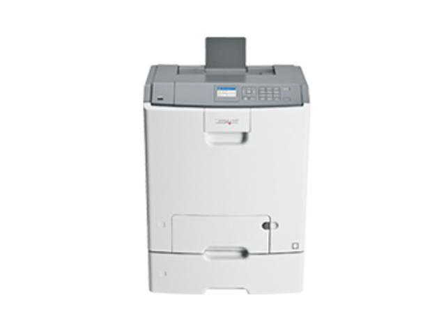 Lexmark C746DTN Laser Printer - Color - 2400 x 600 dpi Print - Plain Paper Print - Desktop