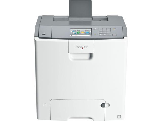 Lexmark C748DE TAA Compliant Laser Printer - Color - 2400 x 600 dpi Print - Plain Paper Print - Desktop