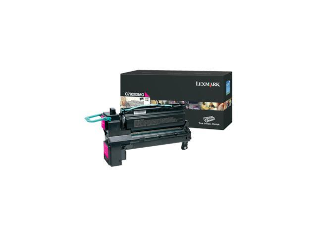 Lexmark C792X2MG Toner Cartridge - Magenta