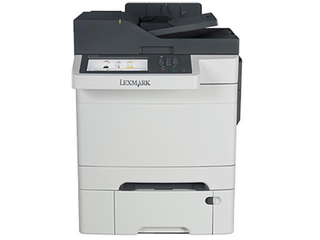 Lexmark CX510dthe MFC / All-In-One Up to 32 ppm 1200 x 1200 dpi Color Print Quality Color Laser Printer