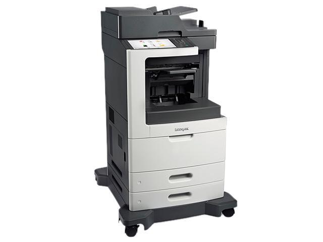Lexmark MX810dfe MFC / All-In-One Up to 55 ppm Monochrome Laser Printer