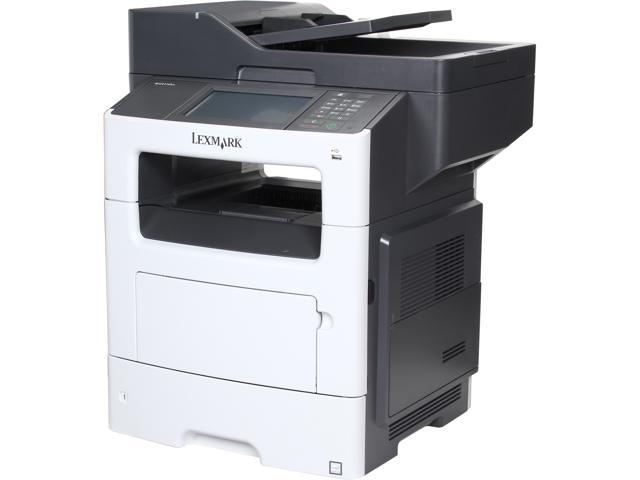 Lexmark MX611dhe MFC / All-In-One Up to 50 ppm Monochrome Laser Printer