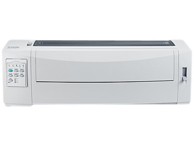 LEXMARK Forms Printer 2581+ 240 x 144 dpi 9 pins Dot Matrix Printer