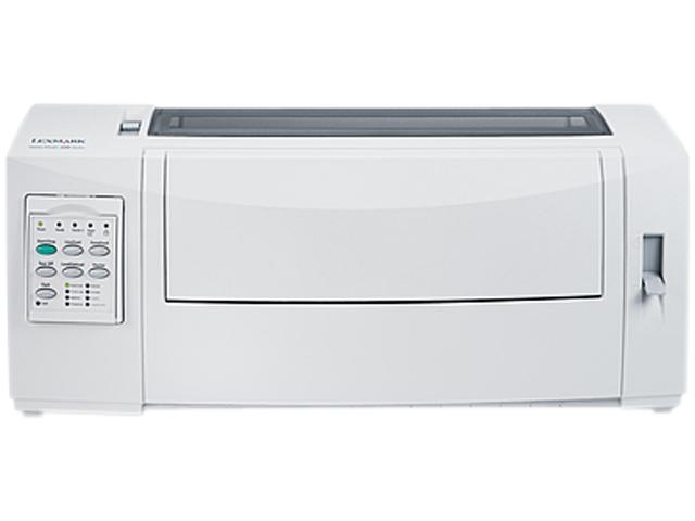 LEXMARK Forms Printer 2590+ 360 x 360 dpi 24 pins Dot Matrix Printer
