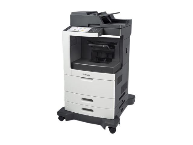 Lexmark MX811dfe MFC / All-In-One Up to 63 ppm Monochrome Laser Printer