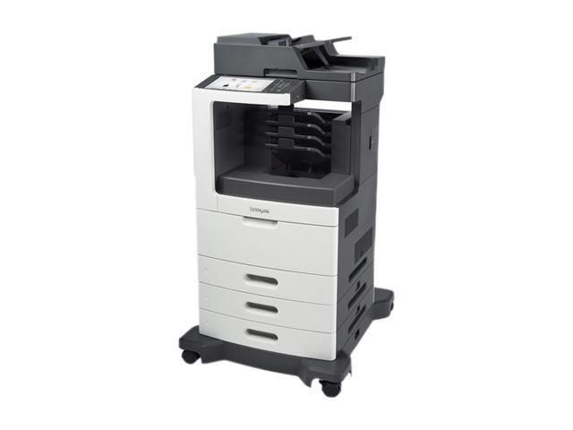 Lexmark MX811dtme MFC / All-In-One Up to 63 ppm Monochrome Laser Printer