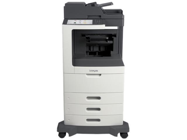 Lexmark MX811dtfe MFC / All-In-One Up to 63 ppm Monochrome Laser Printer