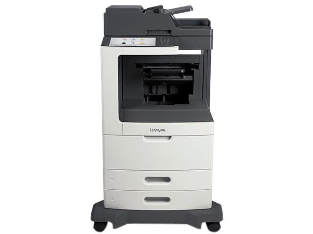 Lexmark MX812de MFC / All-In-One Up to 70 ppm Monochrome Laser Printer
