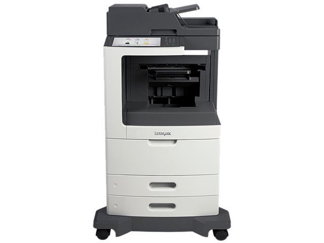 Lexmark MX812dfe MFC / All-In-One Up to 70 ppm Monochrome Laser Printer