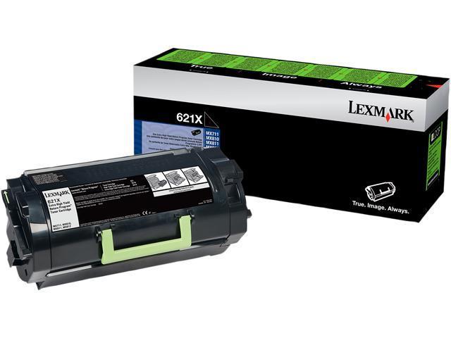 LEXMARK 62D1X00 621X Extra High Yield Return Program Toner Cartridge