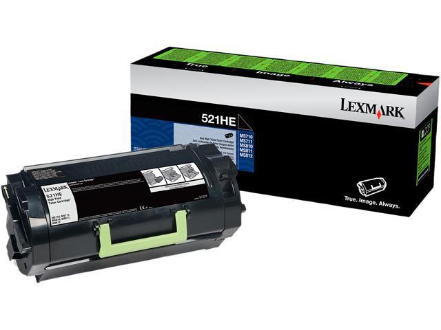 LEXMARK 52D1H0E 25K Unison Contract Cartridge