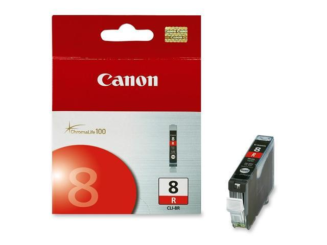 Canon CLI-8 0626B002 Ink Tank Red