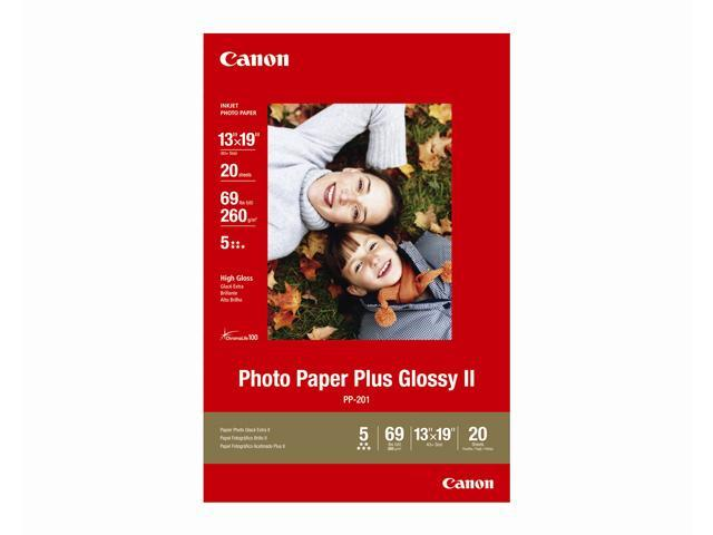 Canon PP-201 Paper
