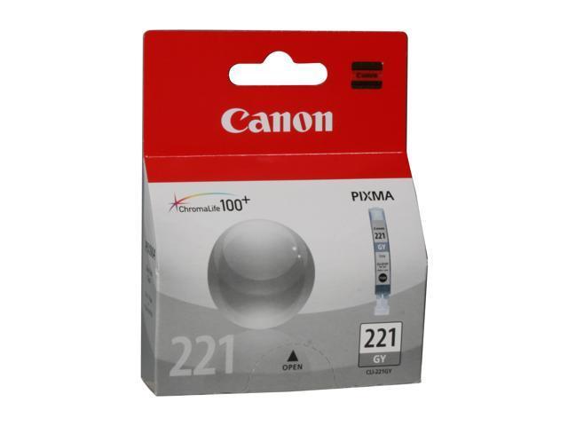 Canon CLI-221GY Ink tank&#59; Gray (2950B001)
