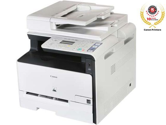 Canon Color imageCLASS MF8080Cw MFP Color Wireless 802.11b/g/n Laser Printer