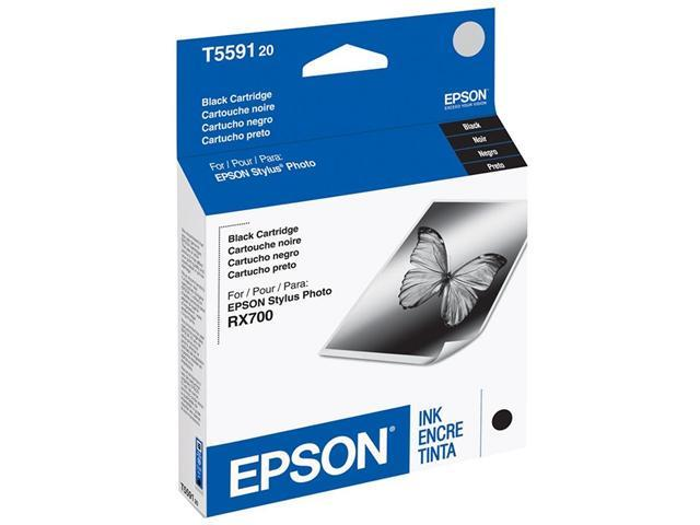 EPSON T559120 Ink Cartridge for Stylus Photo RX700 All-in-one Black