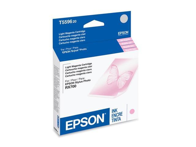 EPSON T559620 Ink Cartridge for Stylus Photo RX700 All-in-one Light Magenta