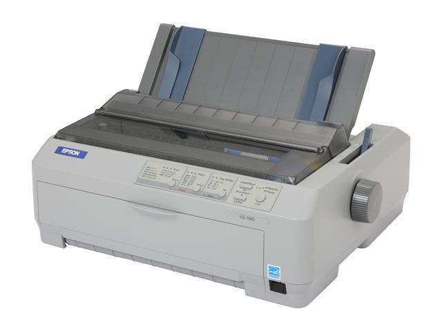 EPSON LQ-590 24 pins Impact Printer