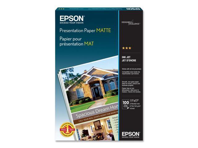 EPSON S041070 Paper