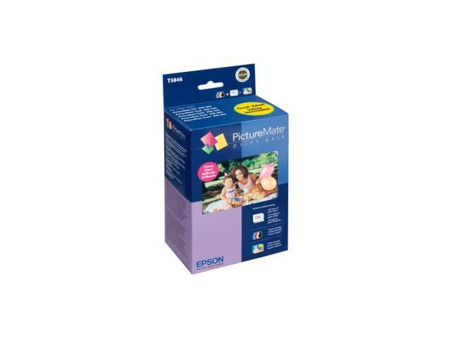 EPSON T5846 Print Pack - Glossy