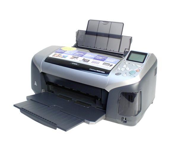 EPSON Stylus Photo R300 C11C536011 15 ppm Black Print Speed 5760 x 1440 dpi Color Print Quality InkJet Photo Color Printer