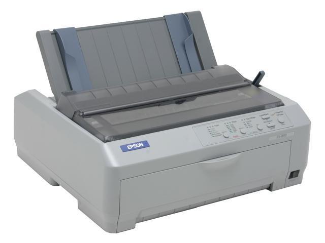 EPSON FX series FX-890N C11C524001NT 9 pins Dot Matrix Printer