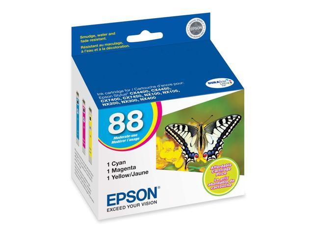 EPSON T088520 Multi-Pack DURABrite Ultra Ink Cartridges Color