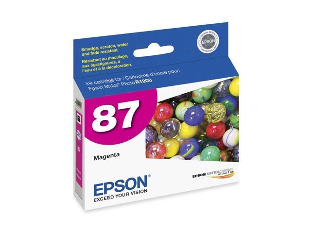 EPSON T087320 Ink Cartridge Magenta