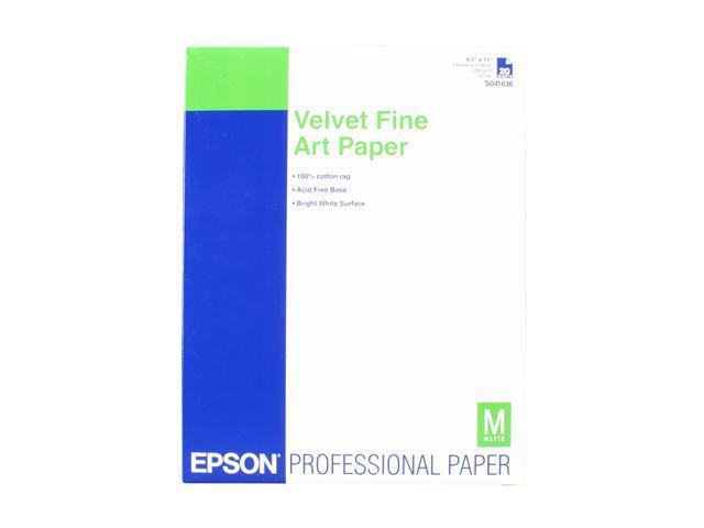 EPSON S041636 Paper