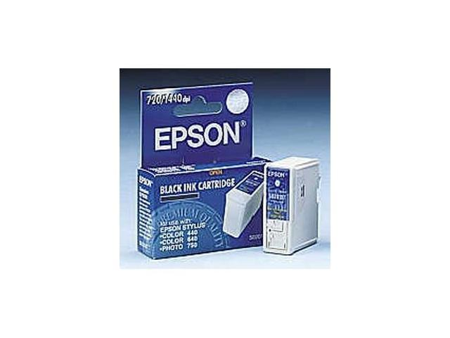 EPSON T460011 Cartridge Black