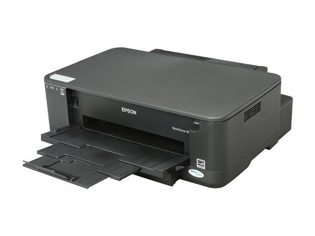 EPSON WorkForce 60 Wireless 4-color (CMYK) drop-on-demand MicroPiezo ink jet technology Personal Color Printer