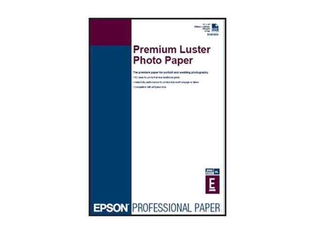 EPSON S041604 Premium Luster Photo Paper