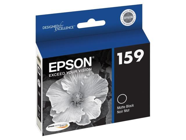 EPSON T159820 Ink Cartridge Matte Black