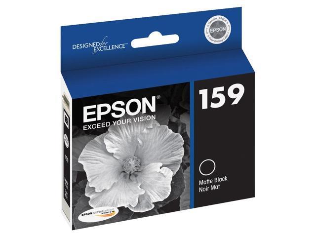 EPSON T159820 Ink Cartridge Matte Black