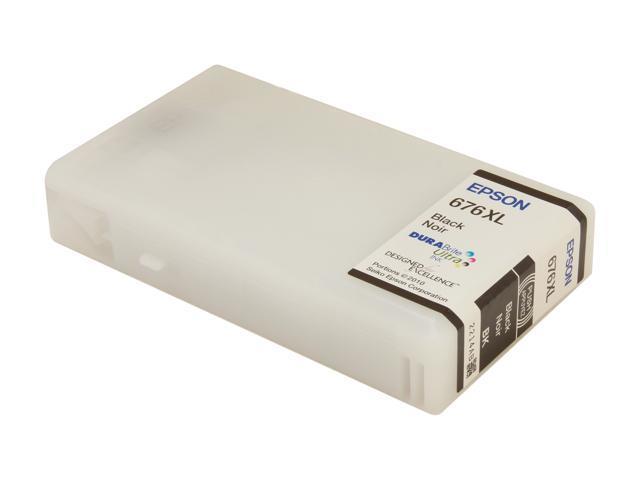EPSON 676XL (T676XL120) Ink Cartridge Black