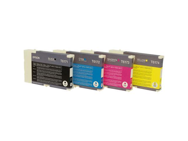 Epson DURABrite High Capacity Black Ink Cartridge