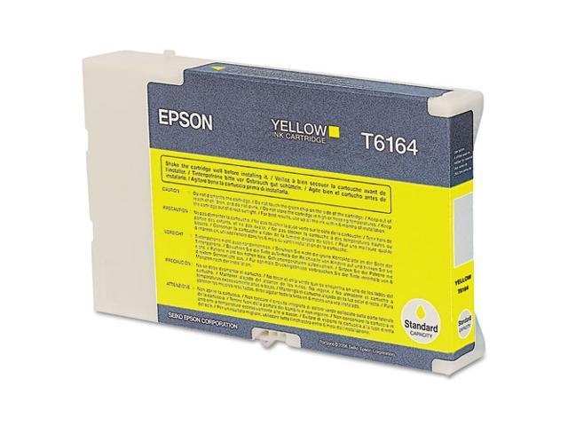 Epson DURABrite Standard Capacity Yellow Ink Cartridge