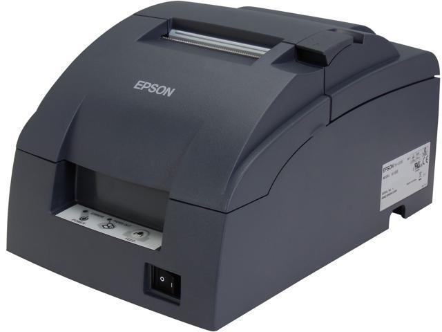Epson C31C514667 TM-U220B Dot Matrix Receipt Printer