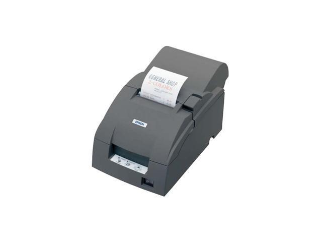 Epson C31C514A8741TM-U220B Dot Matrix Receipt Printer with Auto-Cutter