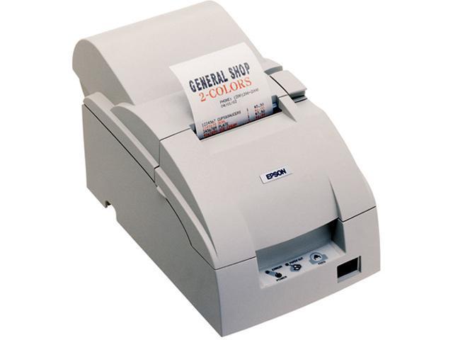 Epson C31C514A8721TM-U220B Dot Matrix Receipt Printer with Auto-Cutter
