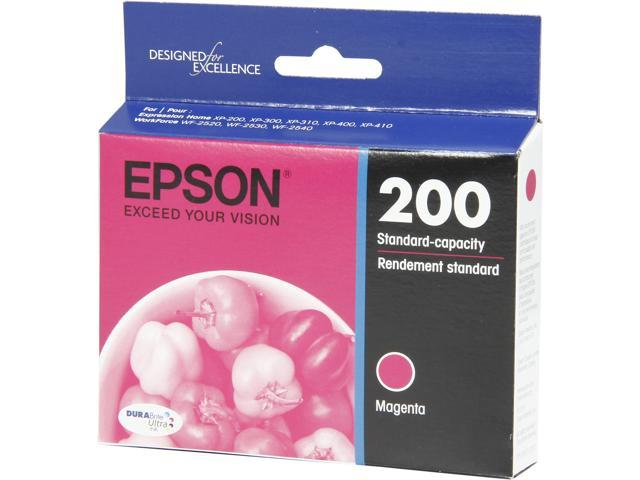 EPSON T200320 Ink Cartridge Magenta