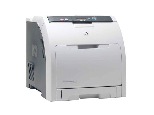 HP Color LaserJet 3800N Workgroup Color Laser Printer