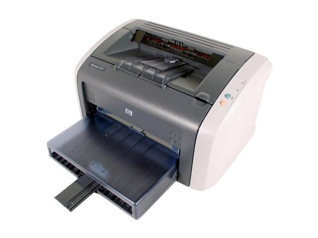 Hp Laserjet 1012 Q2461a Personal Up To 15 Ppm Monochrome