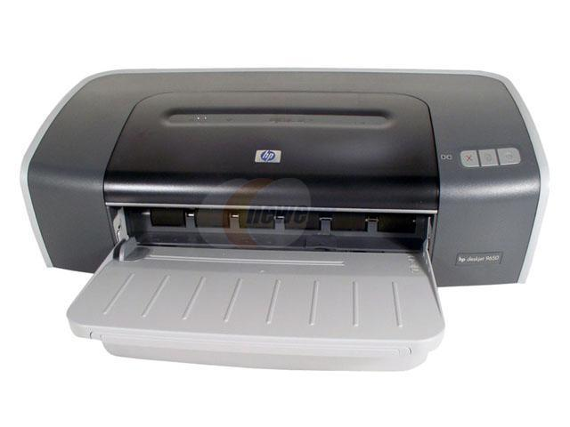 HP Deskjet 9650 C8137A 20 ppm Black Print Speed 4800 x 1200 dpi Color Print Quality InkJet Personal Color Printer